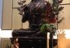 Lama Tsongkhapa Statue at Kechara House Gompa Malaysia