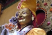 Lama Tsongkhapa Statue at Tashi Choling Monastery