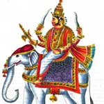 Indra_dikpala