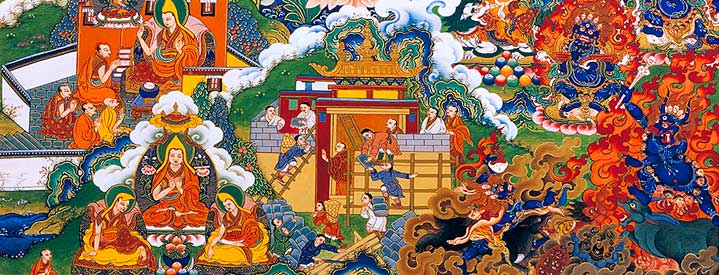 Tsongkhapa Gallery