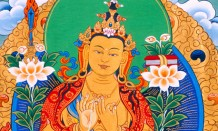 Who is Manjushri?