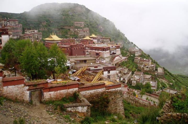 A-gaden-monastery