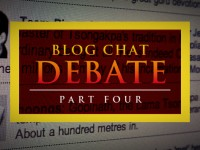 Blog Chat Quiz / Debate – { PART FOUR }