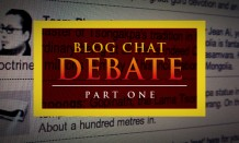 Blog Chat Quiz / Debate - { PART ONE }