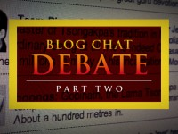 Blog Chat Quiz / Debate – { PART TWO }