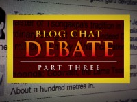 Blog Chat Quiz / Debate – { PART THREE }