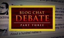Blog Chat Quiz / Debate - { PART THREE }